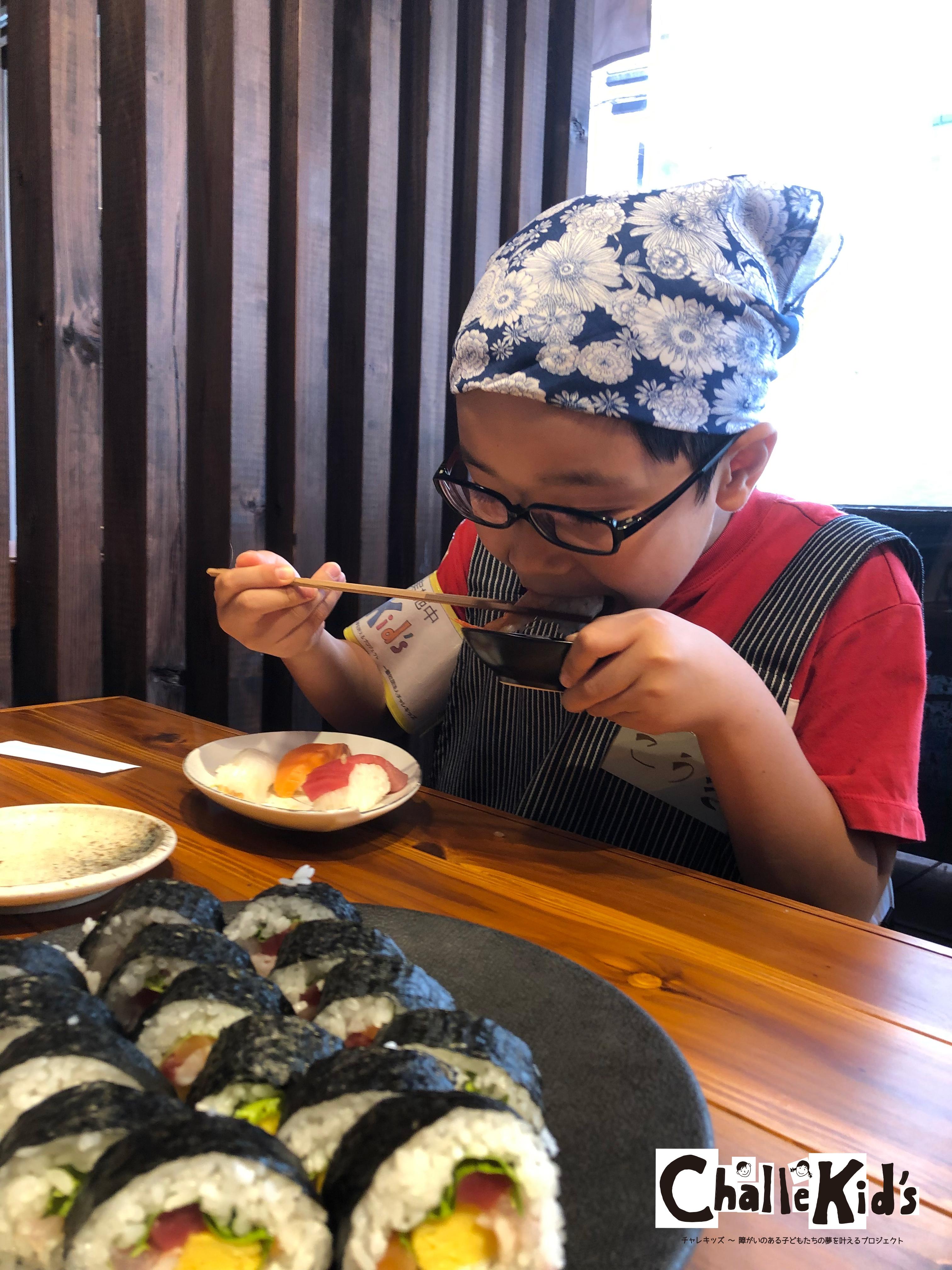 寿司職人のお仕事 210731−24