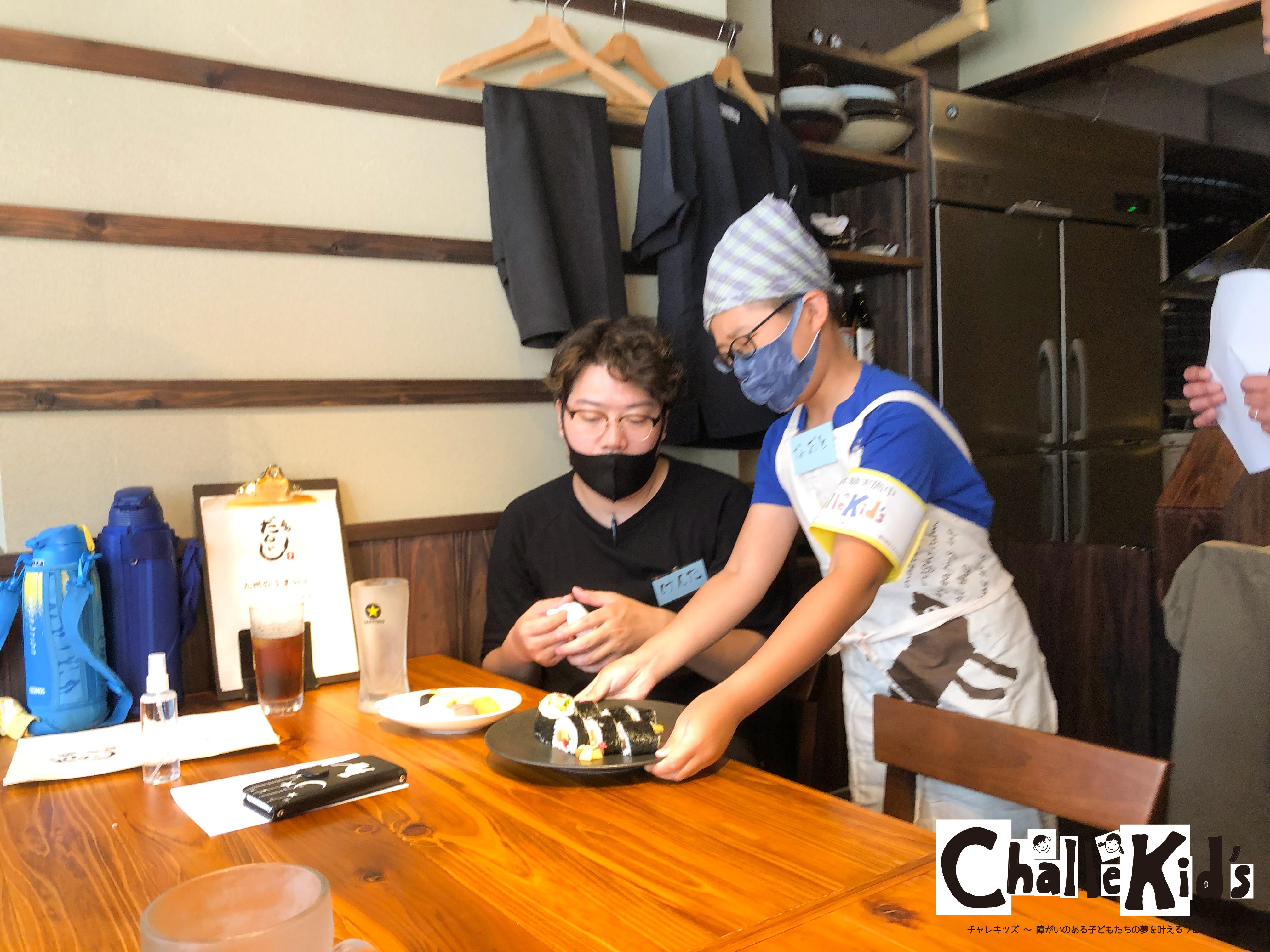 寿司職人のお仕事 210731−19
