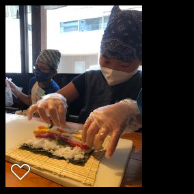 寿司職人のお仕事 210723−6